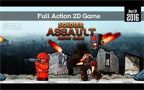 Soldier Assault Shoot Game 2