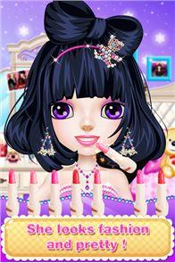 Princess Makeup Salon 5