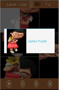 Sikembar Puzzle Game 2