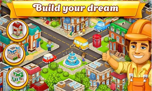 Cartoon City: farm to village 4