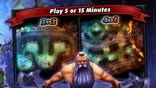 Heroes of SoulCraft – MOBA 5