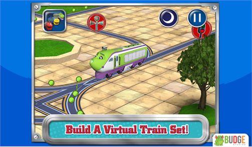 Chuggington: Kids Train Game 4
