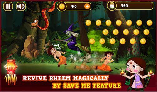 Chhota Bheem Jungle Run 5