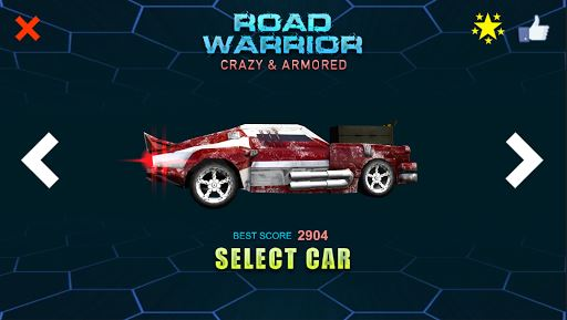 Road Warrior – Crazy & Armored 4