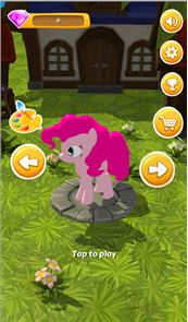 Little Pony Kids Runner 1