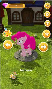 Little Pony Kids Runner 1