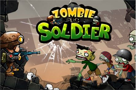 Zombies vs Soldier HD 1