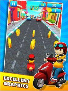 Subway Scooters Free -Run Race 2