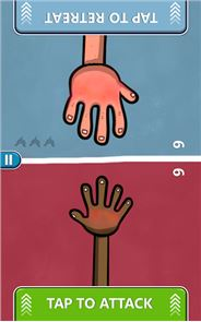 Red Hands – 2-Player Games 1