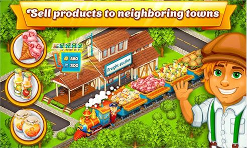 Cartoon City: farm to village 3