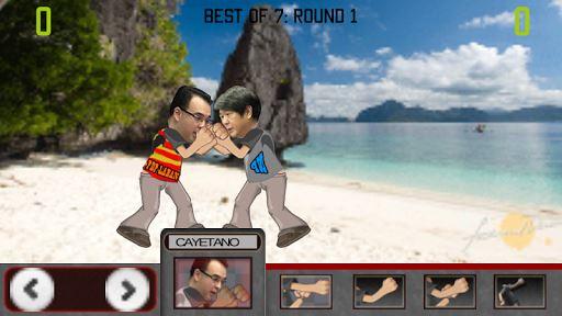 Duterte MULTIPLAYER Boxing 6