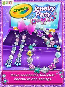 Crayola Jewelry Party 1