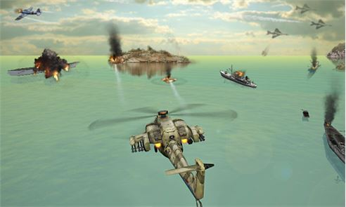 Gunship Strike 3D 2