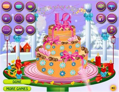 Cake Maker-wedding Decoration 4