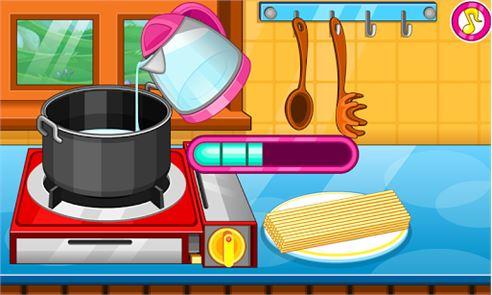 Cook Baked Lasagna 6
