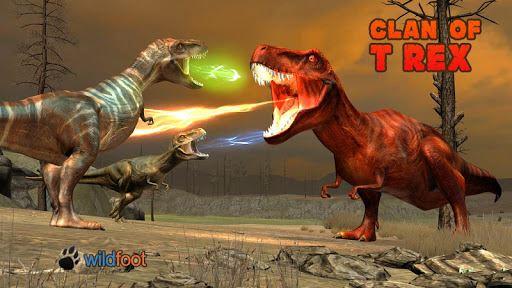 Clan of T-Rex 1