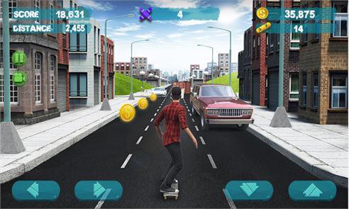 Street Skater 3D: 2 1
