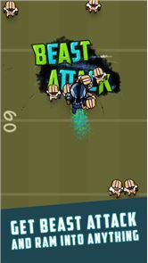 Beast Attack (Football) 3