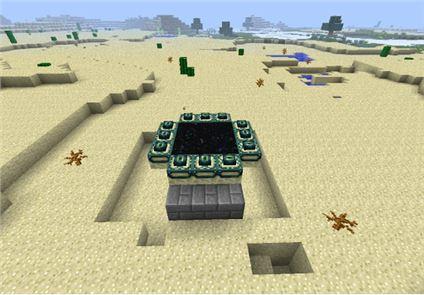 End Portal Mod – Minecraft PE 2