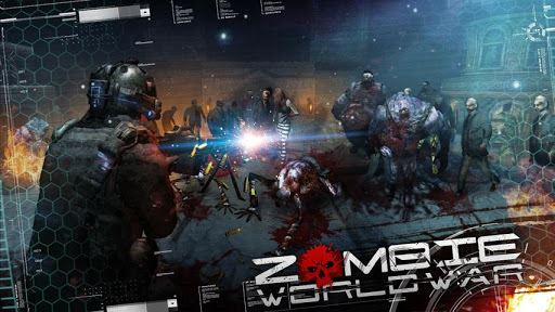 Zombie World War 4