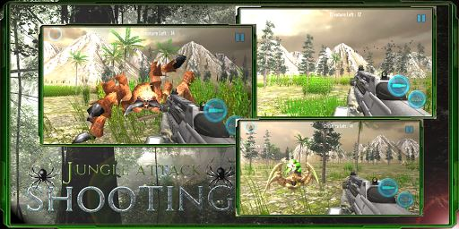 Jungle Attack Shooting 2