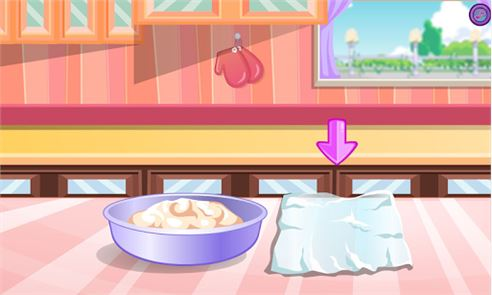 Donuts cooking games 2