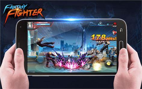 Fantasy Fighter 4