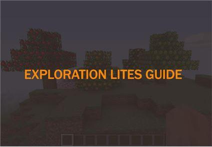 Explore Minercraft Lites 1