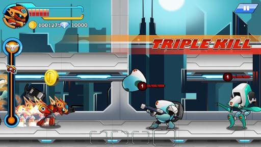 Robo Avenger 4