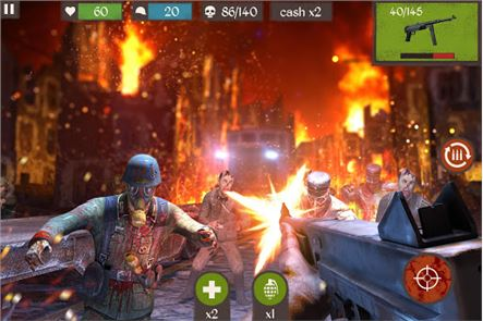 Zombie Call: Trigger Shooter 5