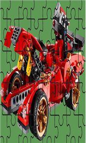 Puzzles for lego Ninjago 1
