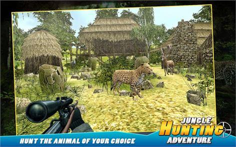 Jungle Hunting Adventure 1