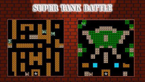 Super Tank Battle – 500 map 2
