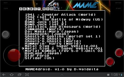 MAME4droid (0.37b5) 2