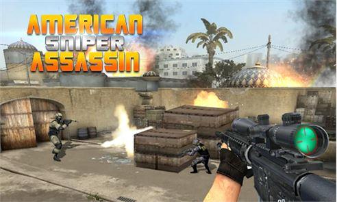 American Sniper Assassin 1