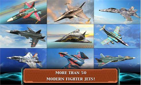 Modern Air Combat: Team Match 5