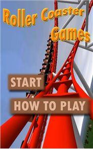 Roller Coaster Games 1