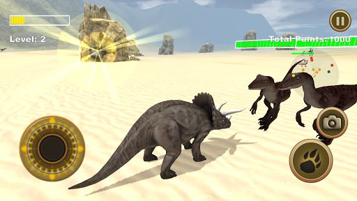Triceratops Survival Simulator 5