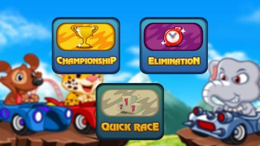 Animal racing 2