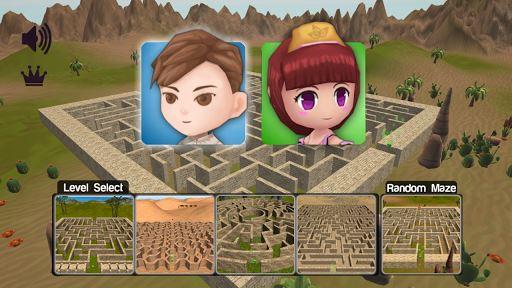 3D Maze (The Labyrinth) 1