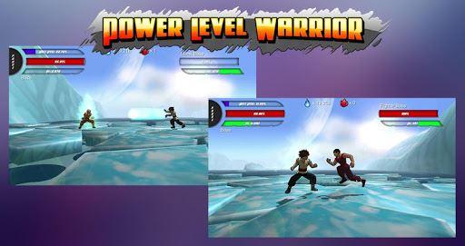 Power Level Warrior 6