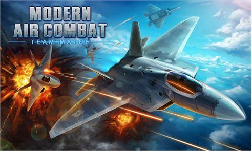 Modern Air Combat: Team Match 6