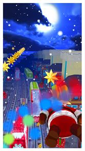 Santa Runner :Xmas Subway Surf 4