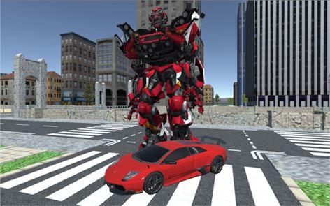 X Ray Futuristic Robot 5