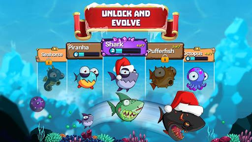 EatMe.io: Underwater Fish Wars 2