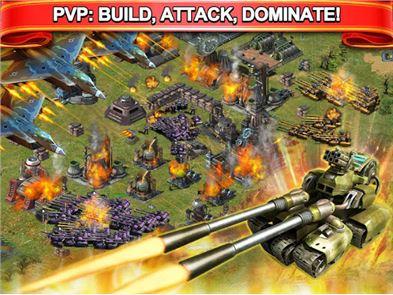 Grand Battle–MMO Strategy:War 2