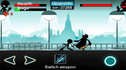 iKungfu Stickman Kungfu master 5