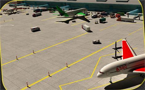 Transporter Plane 3D 6
