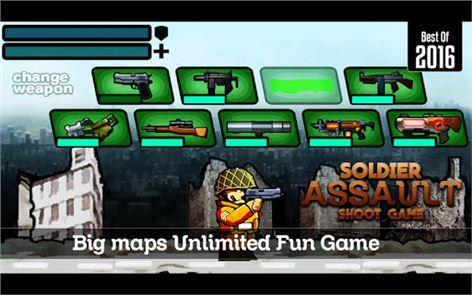 Soldier Assault Shoot Game 3