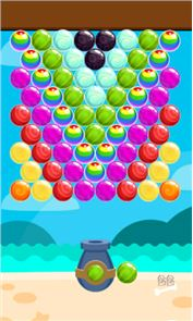 Seaside Bubble Shooter 1